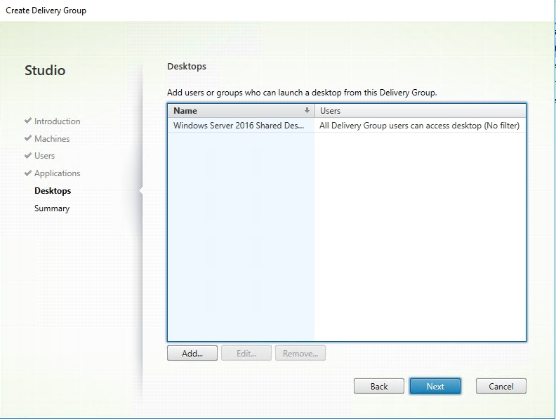 How to install and configure Citrix XenDesktop 7 12 with