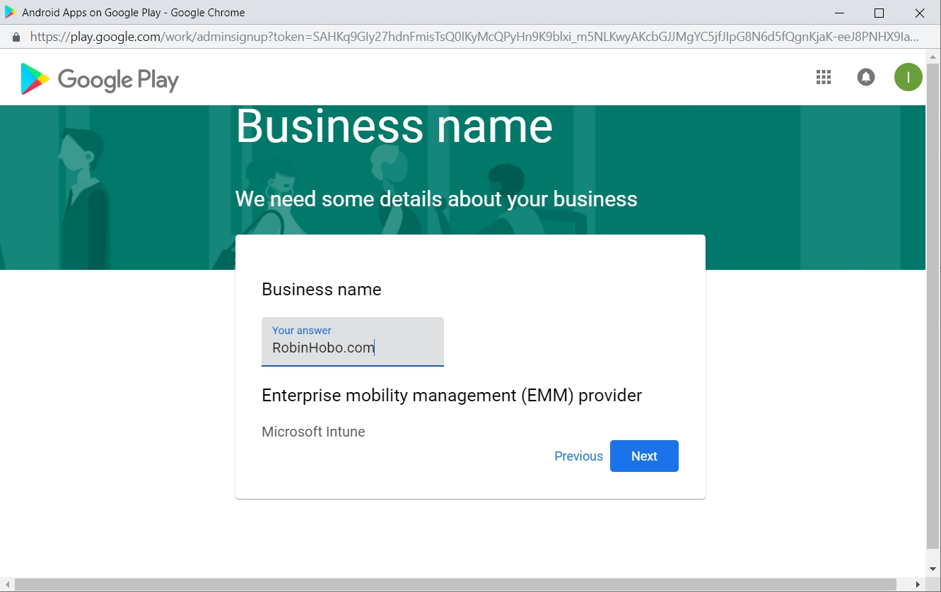 How to Enable Android Enterprise and configure Personal