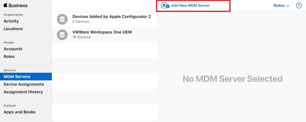 How to configure Apple DEP within Microsoft Intune and