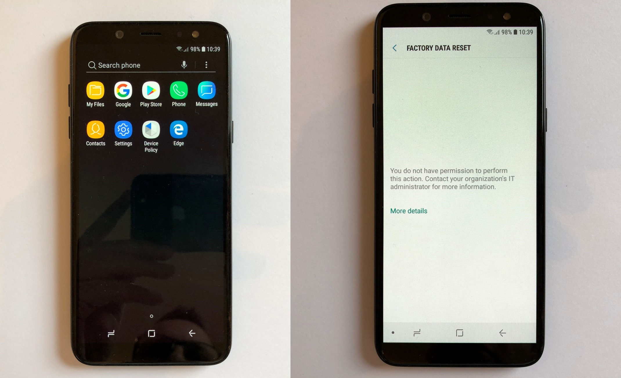 How to setup Android Enterprise – Corporate-owned dedicated devices