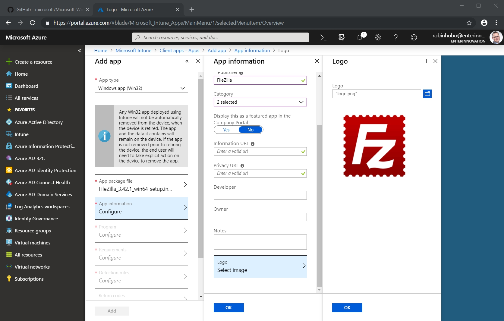 How to deploy Win32 applications with Microsoft Intune