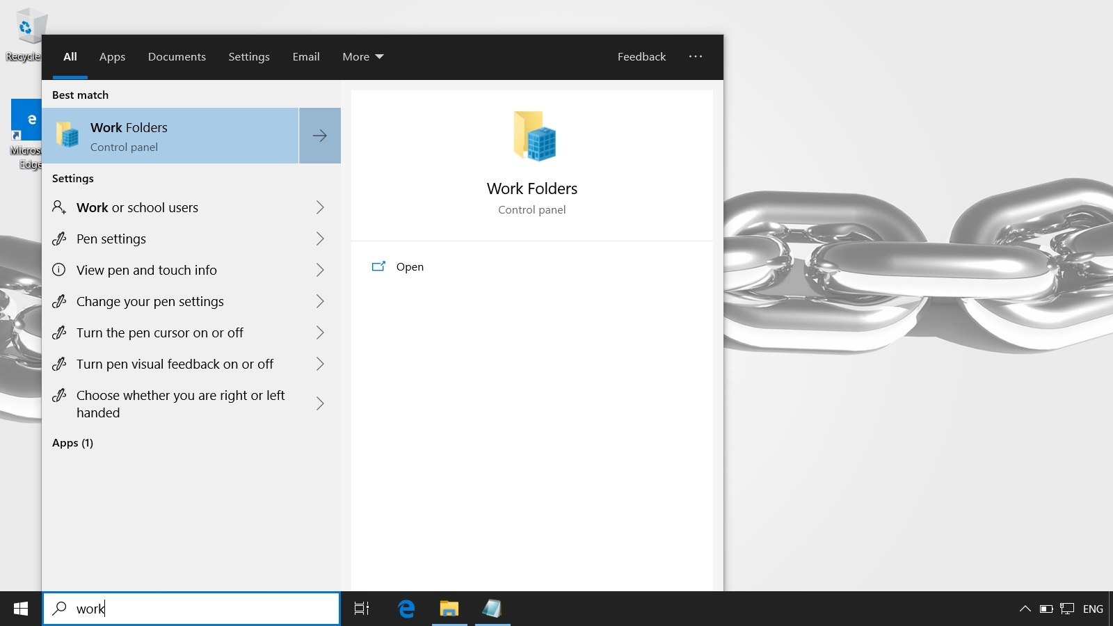 How to configure Remote Access for Work Folders with the